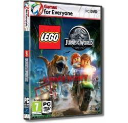 LEGO Jurassic World - 2 Disk